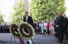 One year on: Norway remembers victims of Oslo, Utoya attacks