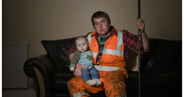 PHOTOS: Ireland's unemployed construction workers