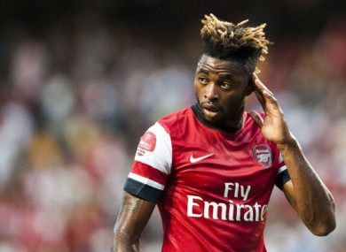 Alex Song: Barcelona-bound?