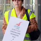 Heather Moulden, from Hull, who has worked for Greencore for over 20 years. (Photo: Sam Boal/Photocall Ireland)