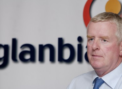 John Moloney, Managing Director, Glanbia.