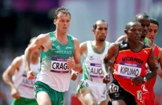 'We need to be realistic about winning medals' – Cragg