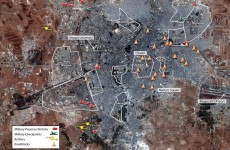 Syria: Amnesty releases satellite images of Aleppo activity