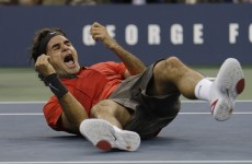 Roger Federer named top seed for US Open