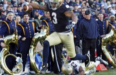 A rivalry remembered: Notre Dame and Navy need no introduction