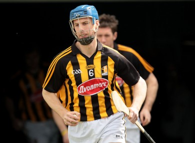 Kilkenny defender Brian Hogan
