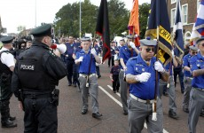Three arrested over Belfast parades disturbances