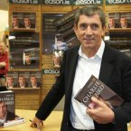 Bird, pictured in Easons, Dublin before signing copies of his book