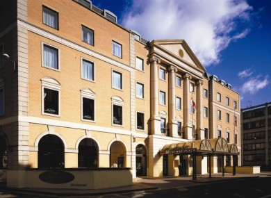 The Crowne Plaza in Cambridge sold for the equivalent of 177,000 per bedroom.