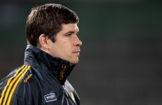 Kerry set to name Fitzmaurice as new boss – reports