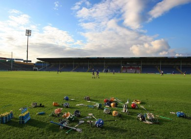 A view of Semple Stadium as the Tipperary hurlers trained at the venue last week.