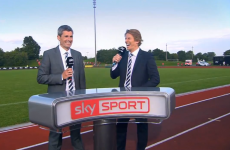 VIDEO: Sky give German district sides the full big-match treatment