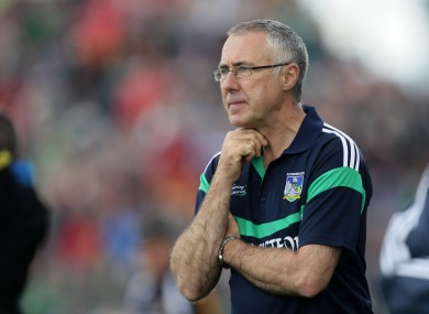 John Allen will stay in charge of the Shannonsiders.
