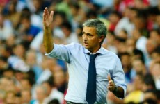 Supercopa, Schmuper-copa: Mourinho sets priorities straight