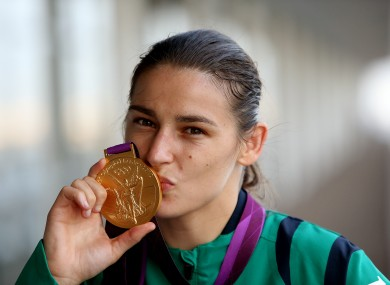 Taylor has suggested she is keen to defend her gold medal in Rio.