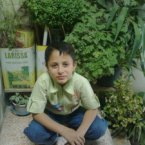Twelve-year-old Mohammed Ali Kayali was killed when his home was destroyed by an airstrike by the Syrian army on 6 August 2012.