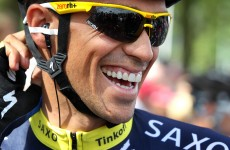 Spanish old guard line-up to support Contador in Vuelta bid