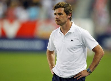 AVB: unsure if Modric will play for Spurs again.