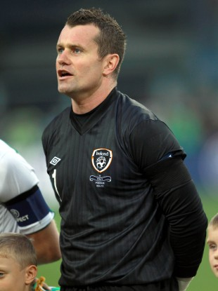 Shay Given announced his retirement from international football yesterday.