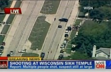 7 people dead in shooting at Sikh temple in Wisconsin