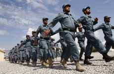Four NATO troops shot dead by 'Afghan police'