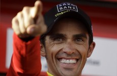Vuelta á Espana: Contador secures 'beautiful' victory in Madrid