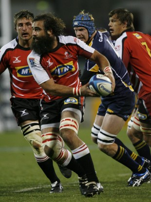 Josh Strauss captained The Lions for two seasons.