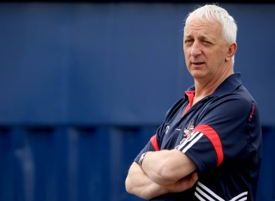 Cork boss Conor Counihan