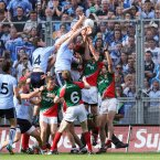 GAA Football All Ireland Senior Championship Semi-Final, Croke Park, Dublin 2/9/2012