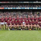 The Galway team.