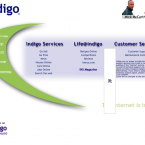 Another one of the first wave of Irish ISPs; over time Indigo was acquired by Eircom - after persistent rumours about the source of some of the site's funding.
