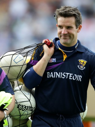 Former Wexford manager Jason Ryan.