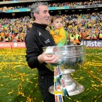 GAA Football All Ireland Senior Championship Final, Croke Park, Dublin 23/9/2012