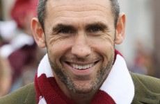 In pictures: Hurling fans — including former Arsenal defender Martin Keown — up for the match again