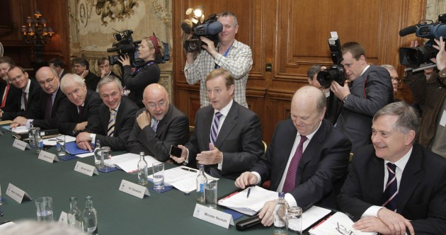 Allowances, Reilly and property tax on the agenda as Cabinet returns