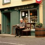 Relaxing in the Co Kilkenny village. Image: Jonathan Hession/Tourism Ireland.
