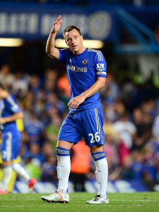 John Terry has been praised by his former boss Carlo Ancelotti.