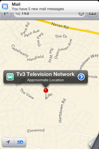 tv3 blanchardstown