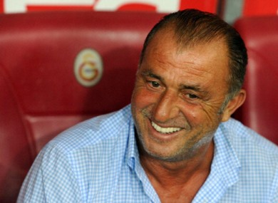 Terim: respect for United's attacking options.