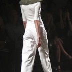 Spring 2013 collection of Yigal Azrouel (AP Photo/Bebeto Matthews)