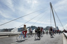 'On yer bike!' Cycle commuting is on the up in Ireland