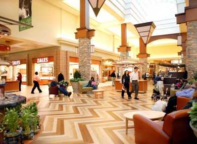 File photo of Brookfield Square Mall in Milwaukee, where today's shootings occurred.