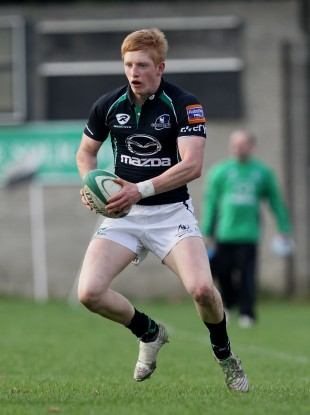 Darragh Leader