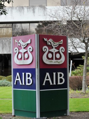 AIB, one of the banks to face the committee today.