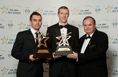Shefflin and Lacey win individual GAA All-Star awards