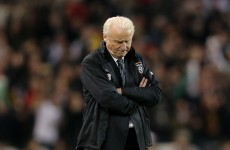 Poll: Is it time for Giovanni Trapattoni to step down as Ireland manager?