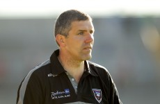 Walsh to stay in charge of Sligo