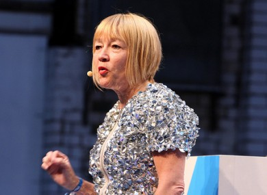 Cindy Gallop, founder of Make Love Not Porn. Image: NEXT Berlin via Creative ...