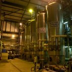 File image of the interior of the Ringsend Waste Water Plant, where filming will take place. (Image: Photocall Ireland)