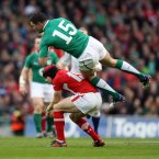 RBS Six Nations Championship, Aviva Stadium, Dublin 5/2/2012